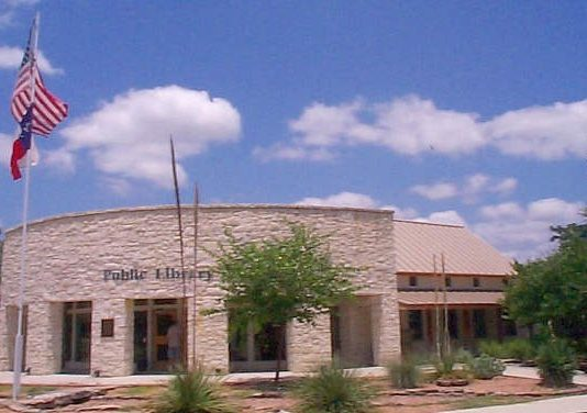 Real County Public Library