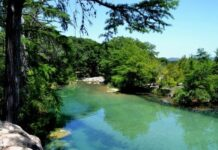 Take a Road Trip to Leakey, Texas