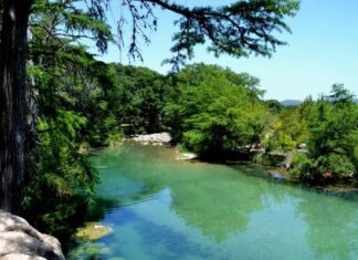 Take a Road Trip to Leakey, Texas